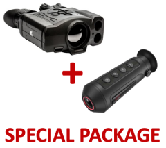 Pulsar Accolade 2 LRF XP50 2.5-20 Thermal Binocular Package