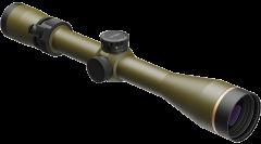 """Leupold VX-3HD CDS-ZL Burnt Bronze 4.5-14x40mm 1"""" Tube Wind-Plex Reticle"""