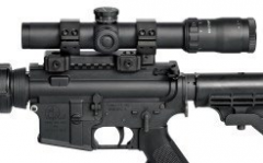 Sniper Series 1-7x24 FTP Rapid Acquisition Tactical Riflescope (RATR)