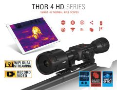 ATN ThOR 4 640 1-10x19 60HZ Thermal Riflescope