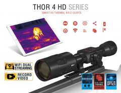 ATN ThOR 4 4-40x75 60HZ Thermal Riflescope