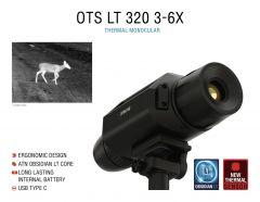 ATN OTS LT 320, 3-6x Thermal Viewer