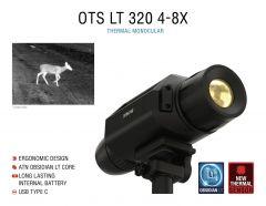 ATN OTS LT 320, 4-8x Thermal Viewer