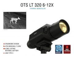 ATN OTS LT 320, 6-12x Thermal Viewer