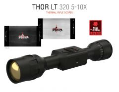 ATN ThOR LT 320, 5-10x Thermal Rifle Scope