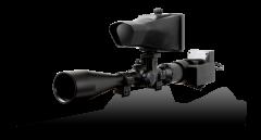 NiteSite Viper Short Range Night Vision Clipon - Black