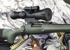 Armasight Vulcan 4.5X Gen3 GHOST MG Night Vision Rifle Scope