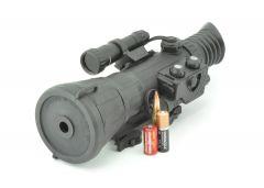 Armasight Vulcan 6X Gen 3 FLAG MG Night Vision Rifle Scope