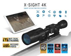 ATN X-Sight-4k 3-14x Buck Hunter Daytime Digital Rifle Scope