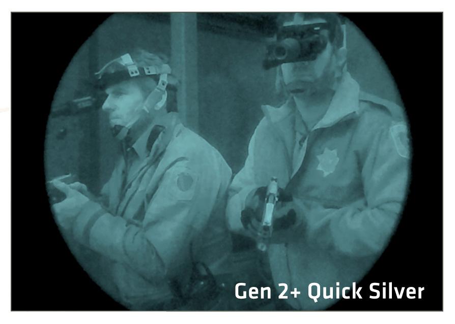 Gen 2+ QS White Phosphor IIT