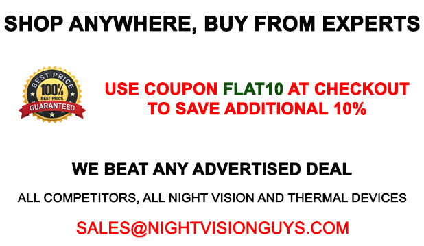 night vision goggle and thermal imaging sales promo