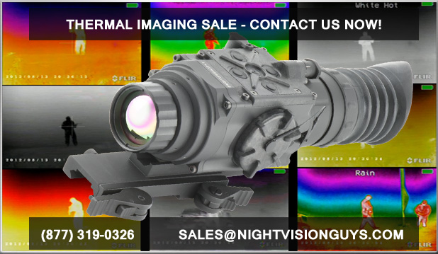 Armasight and ATN Thermal Imaging Sales