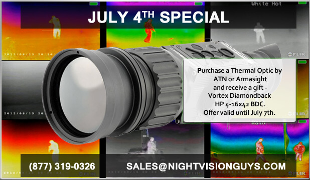 Armasight and ATN Thermal Imaging Sale