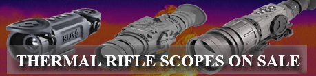 Thermal rifle scopes sale